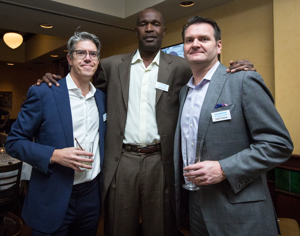 Hooptee Hardwood Legends Dinner 2017